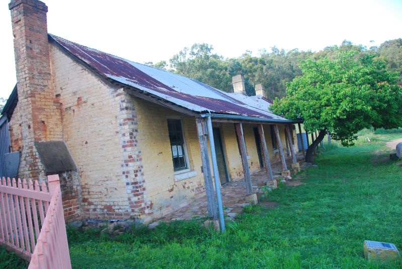 Pioneer's cottage Henley NSW