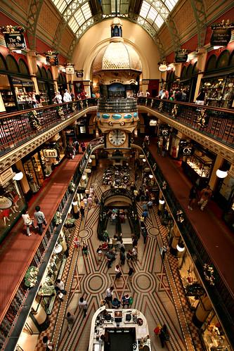 Christmas Eve Shopping Madness