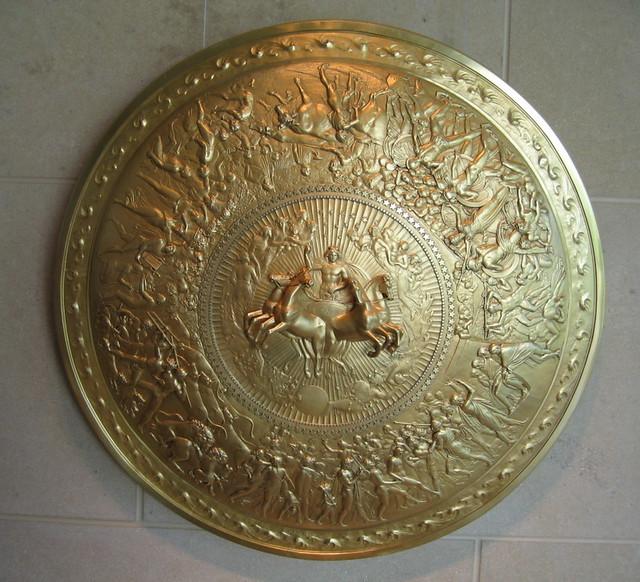 Flaxman's Shield of Achilles 1821