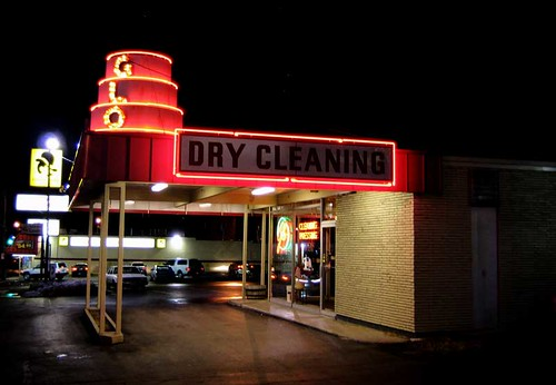 GLO Dry Cleaning | by Neato Coolville