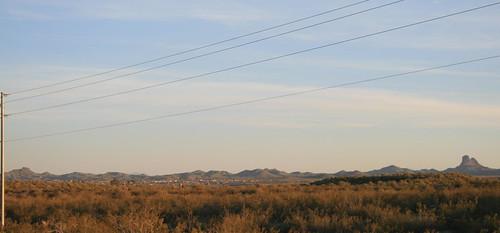 arizona landscapes wickenburgaz ushighway93 vulturemountains