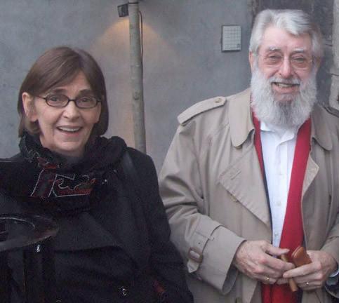 Deirdre and Ronnie Drew | by bp fallon