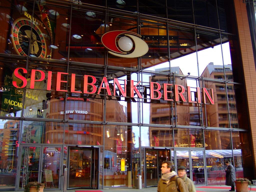 Spielbank Berlin Jobs