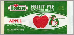 Hostess Fruit Pie Wrapper | by Neato Coolville