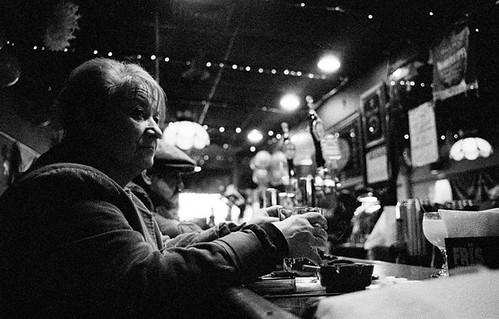 NYC - Lonely Drinker