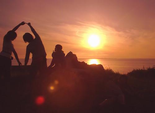 sunset sea sky geotagged scenery hokkaido musashicyclo 武蔵大学サイクリング部 2003hkushiro cycloallsummer pminehama cyclememories cyclememories1a takucyclememories geo:lat=43935793 geo:lon=144800491 2003hkushiro2 takucyclememories2 cyclomembers 2001cyclomembers qualiasummer hokkaidoscenery seacyclo