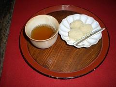 Oshironokuchimochi 名物・御城之口餅