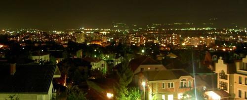 Panorámica de Skopje