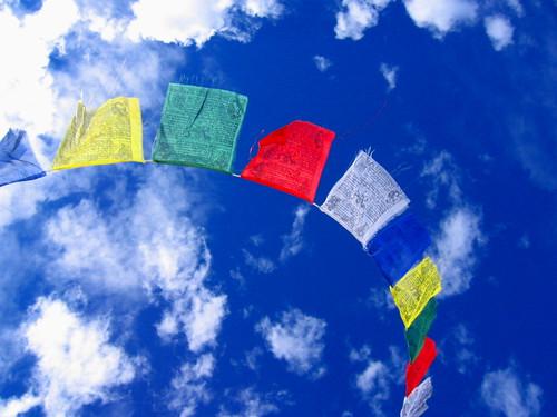 prayer flags | by sophiacreek (again)