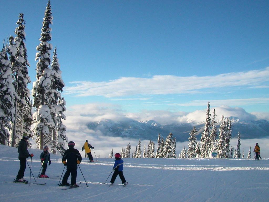 Whistler Ski Trip