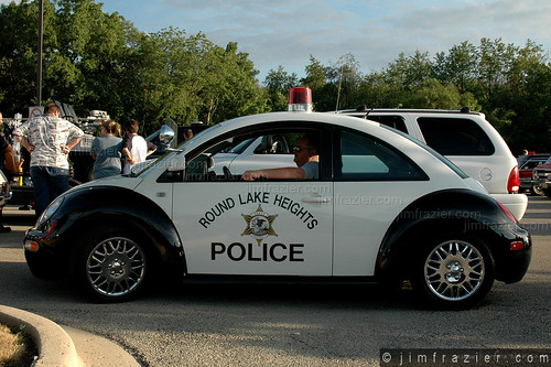 Round Lake Heights Police So Is There Enough Room To