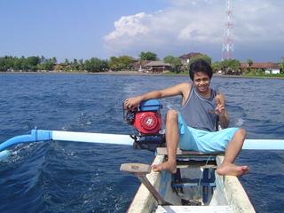 snorkel boat | by 1yen