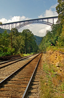New River Gorge Bridge | by christopherdale