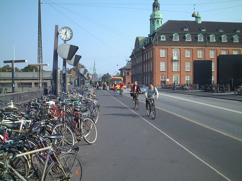 Bicycles in Copenhagen | by DC Forever