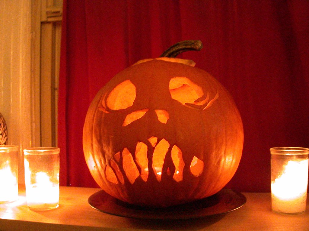 Jack 'o Lantern 2004 | Jack the Pumpkin King meets Neo ...