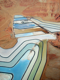 Evaporation Ponds | by Jesse Varner