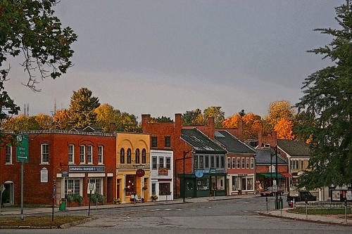 October morning in Concord Center | by StevenErat