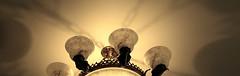 lamp, banner
