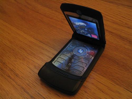 Motorola Razr 1   by John Wardell (Netinho)