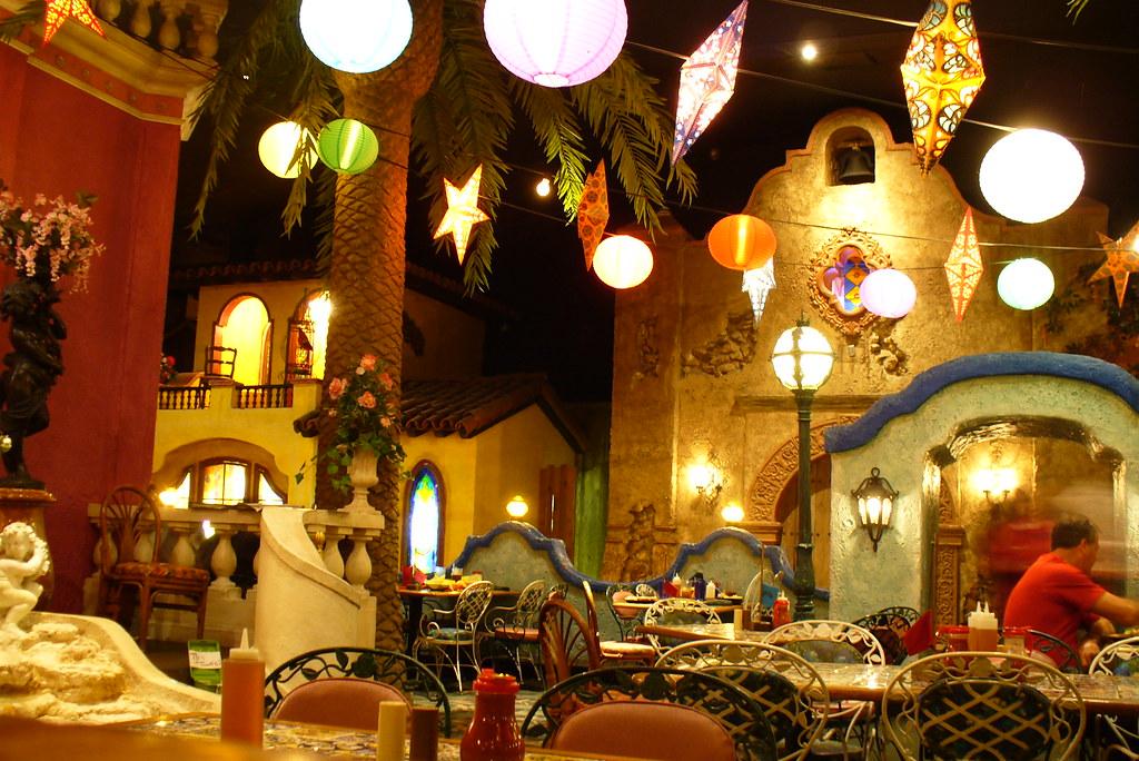 Casa Bonita S Mexican Village Tulsa The Casa Bonita
