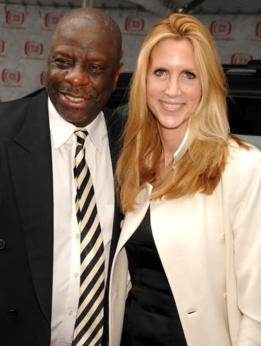 Jimmie Walker And Ann Coulter Jeff Kravitz Flickr