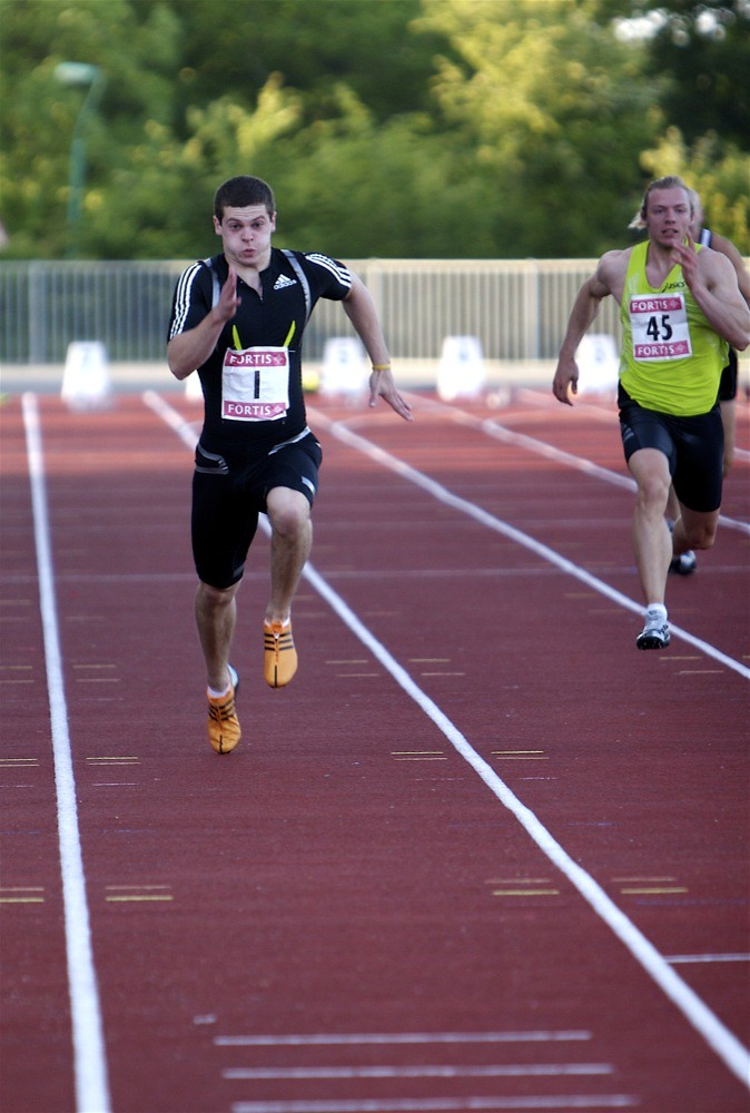 Craig Pickering - The fastest man in Great Britain