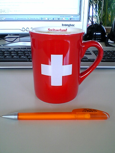 Switzertasse (Mia) | by DailyPia