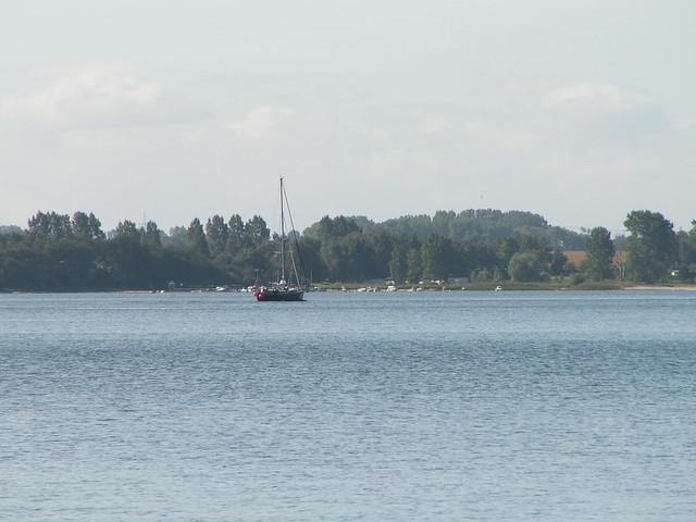 Alles fühlte stille Feier in der herrlichen Natur, jeder Busen hob sich freier in dem Abendglanz der Insel Rügen, jedes Lüftchen rauschte Freude an der Ostsee, jede Welle hüpft mit Lust,  und der Lenz im Strahlenkleide hauchte Wonne in die Brust 088