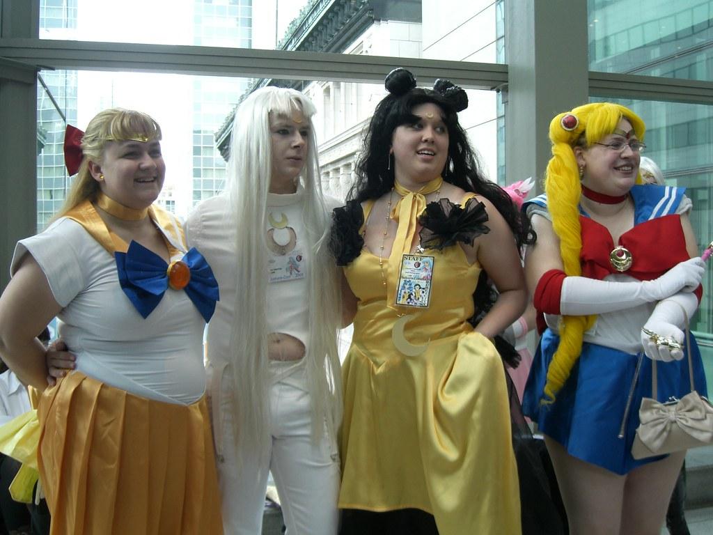 Sailor Venus Sailor Moon Me Luna And Artemis In Their