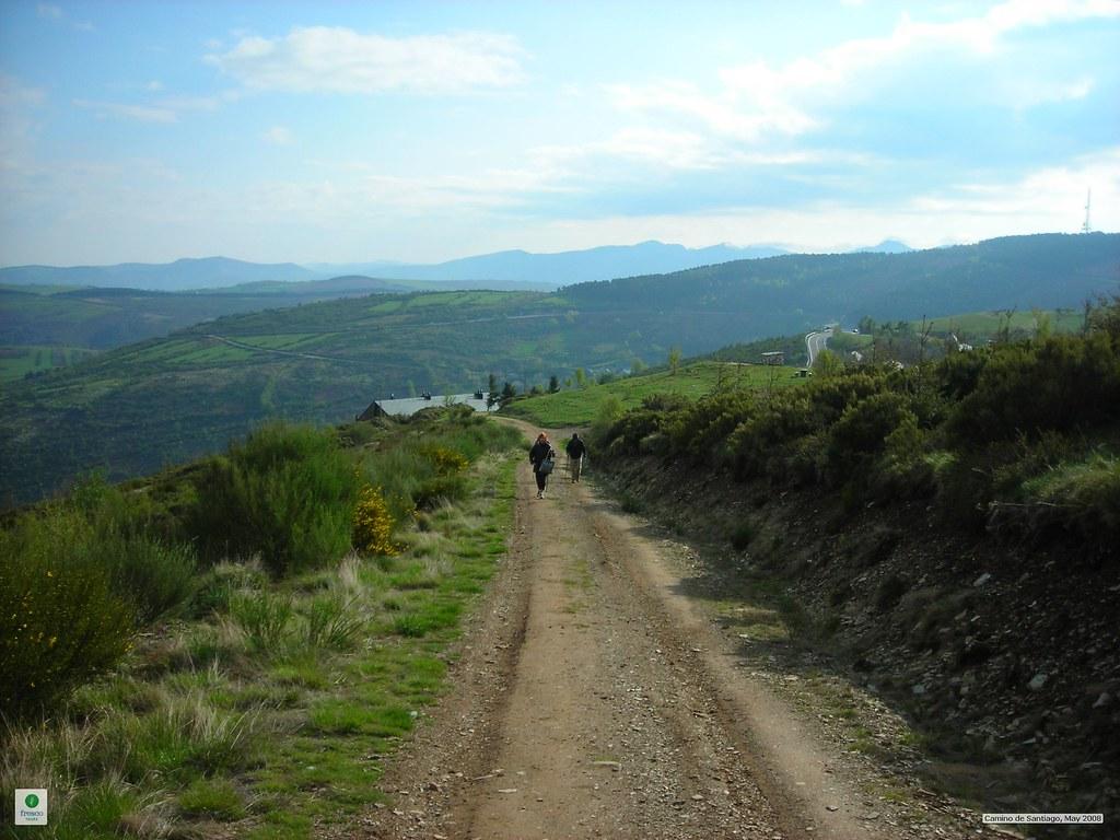 Camino de Santiago, May 2008