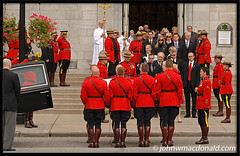 RCMP Funeral of Constable Christopher Worden | by johnwmacdonald