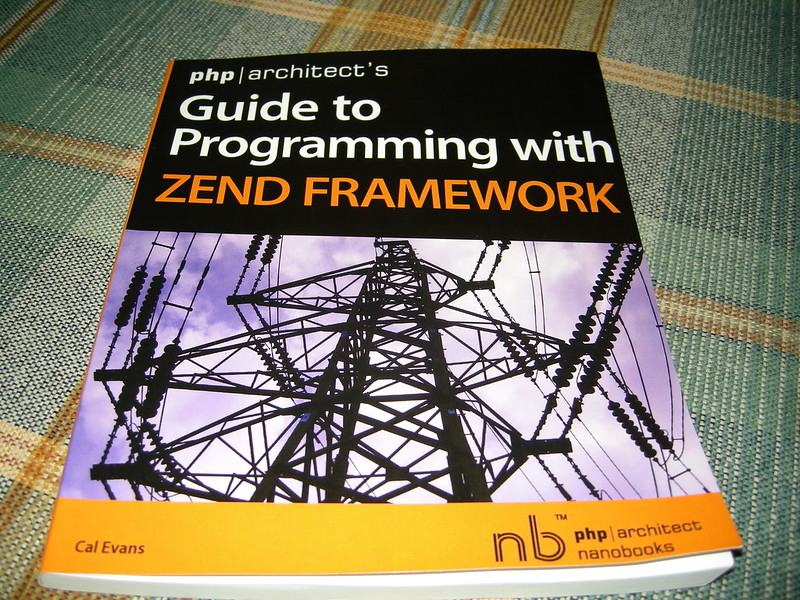 Guide to Programming with Zend Framework