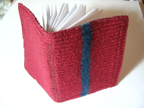 Knit cover book | by emmajanehw