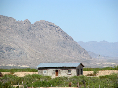 house lonely westtexas riverroad