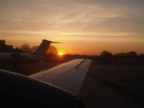 sunrise airplane airport aviation flight pa lehighvalley bychristine lvia printyyayzor