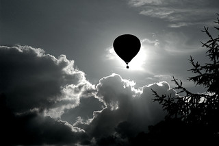 Ballon im Gegenlicht | by Quasebart ...thank you for 5 Million Views