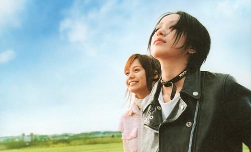 Nana The Movie Aoi Miyazaki As Nana Komatsu Mika Nakashi