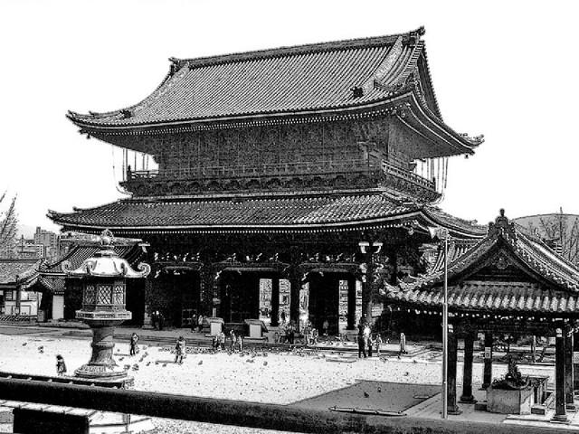 東本願寺 Higashi-Honganji 7