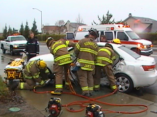 West Roseville Extrication AX | by On Scene Action Media