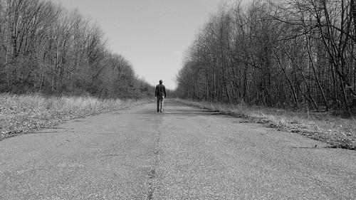 Walking down a lonely road | by jasonb42882