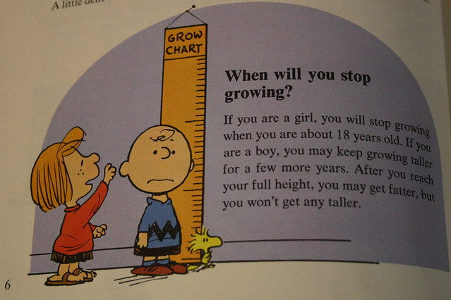 you know why charlie brown is sad   2 feet tall is no place