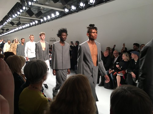 Central Saint Martins MA Fashion Show | by Ben Terrett