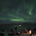 Viajefilos en Tromso, Auroras Boreales 027