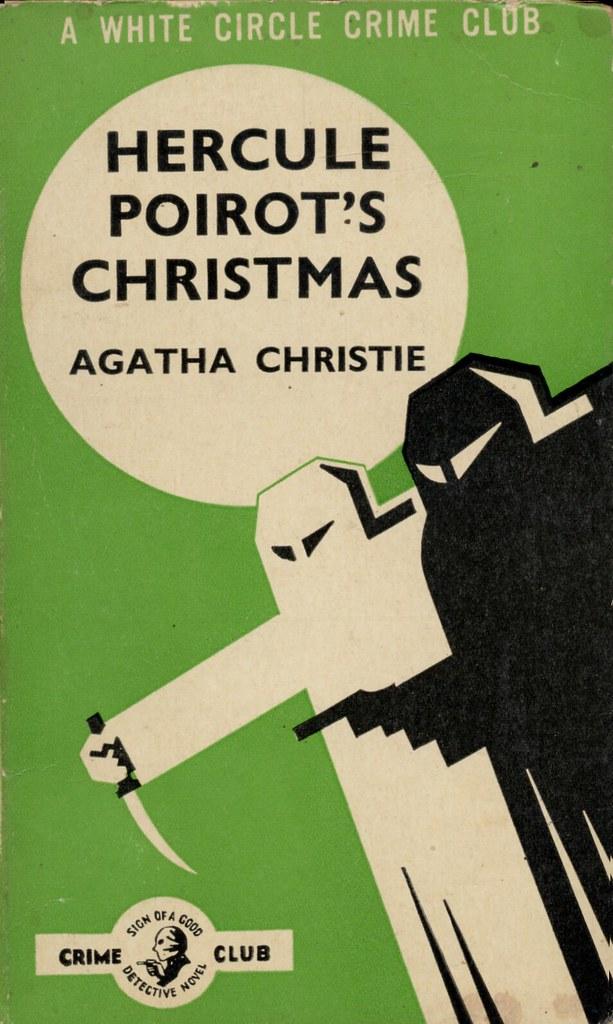 Hercule Poirots Christmas.Hercule Poirot S Christmas Agatha Christie Hercule Poiro