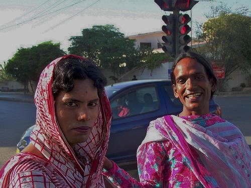 Eunuchs in Karachi, Sindh, Pakistan - March 2008 | en wikipe… | Flickr