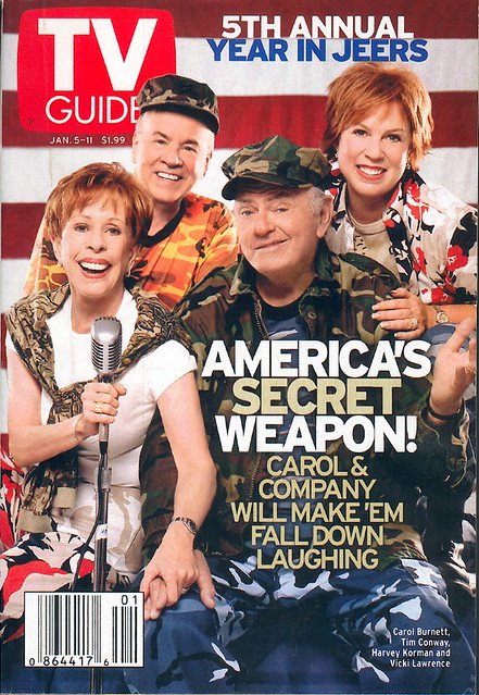 Image result for tim conway tv guide cover