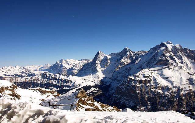 Das Berner Oberland - Switzerland