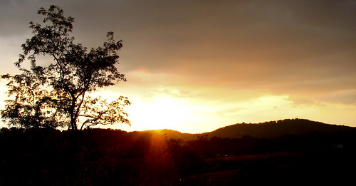 sunset geotagged virginia va interstate i81 geo:lat=38073993333 geo:lon=79084570000
