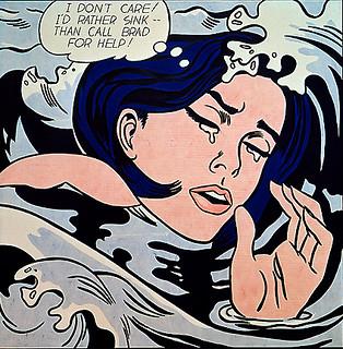 Roy_Lichtenstein_Drowning_Girl