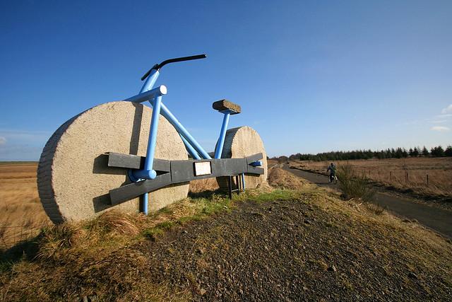 Airdrie-Bathgate Cycle Trip